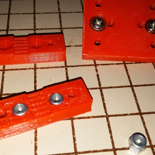 0317150918.jpg Download free STL file NCS P3-v Steel Y Axis belt Mount GT2 Belt • 3D printer template, trentjw