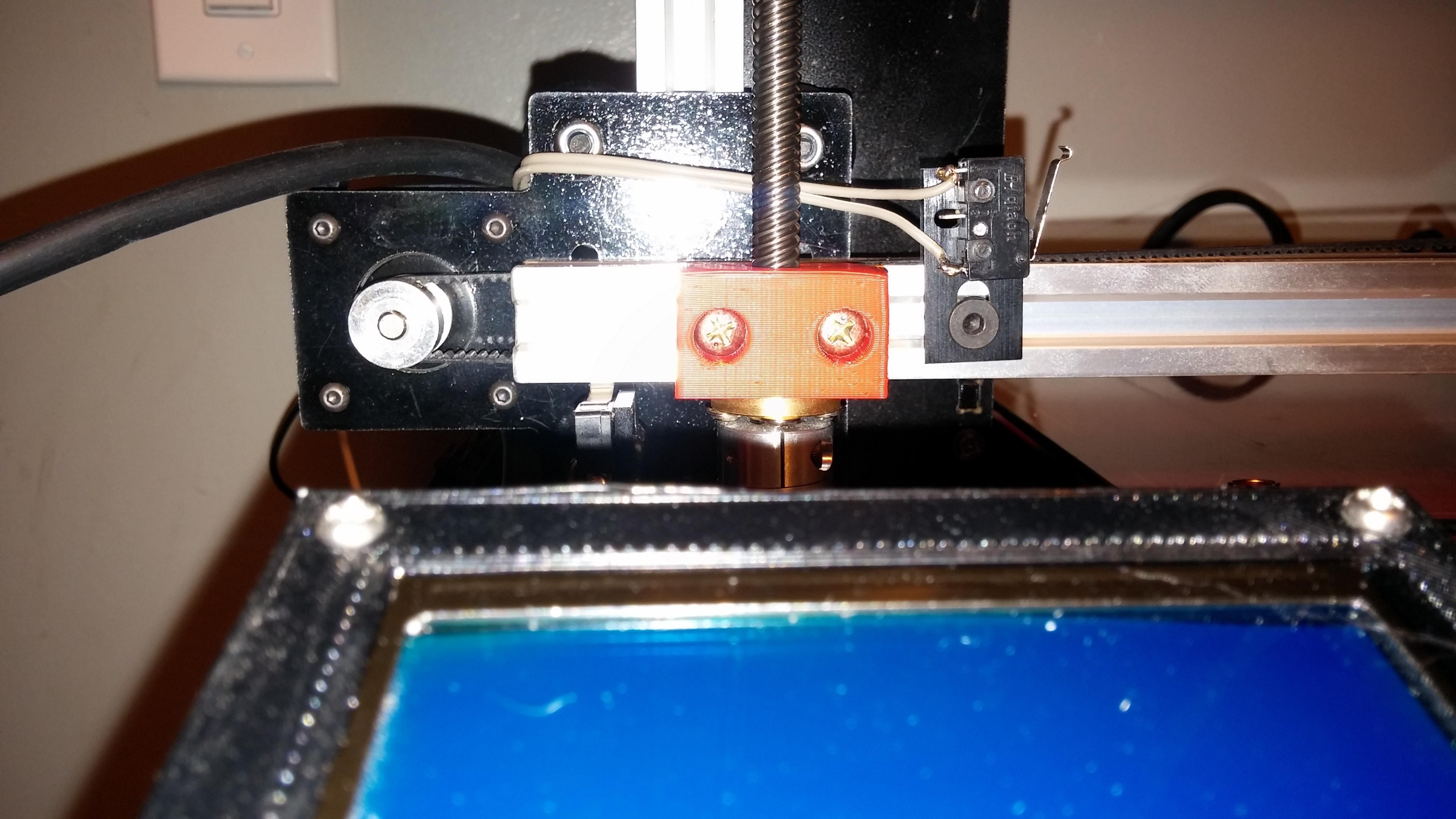 0309151646b.jpg Download free STL file NCS P3-v Steel Brass Lead screw mount • 3D print object, trentjw