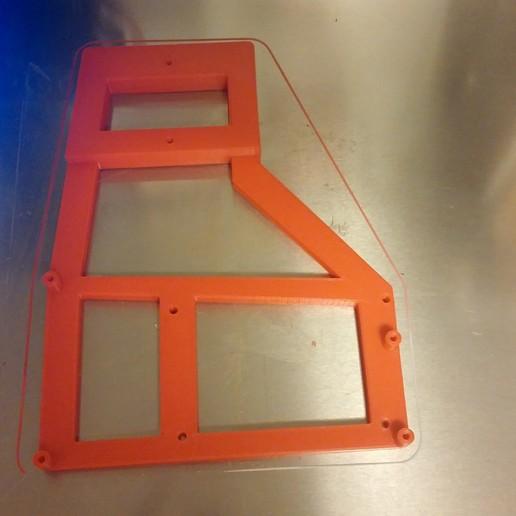1012151916.jpg Download free STL file NCS P3-v Steel Raspberry Rumba mount for NCS P3-v Steel • 3D printing object, trentjw