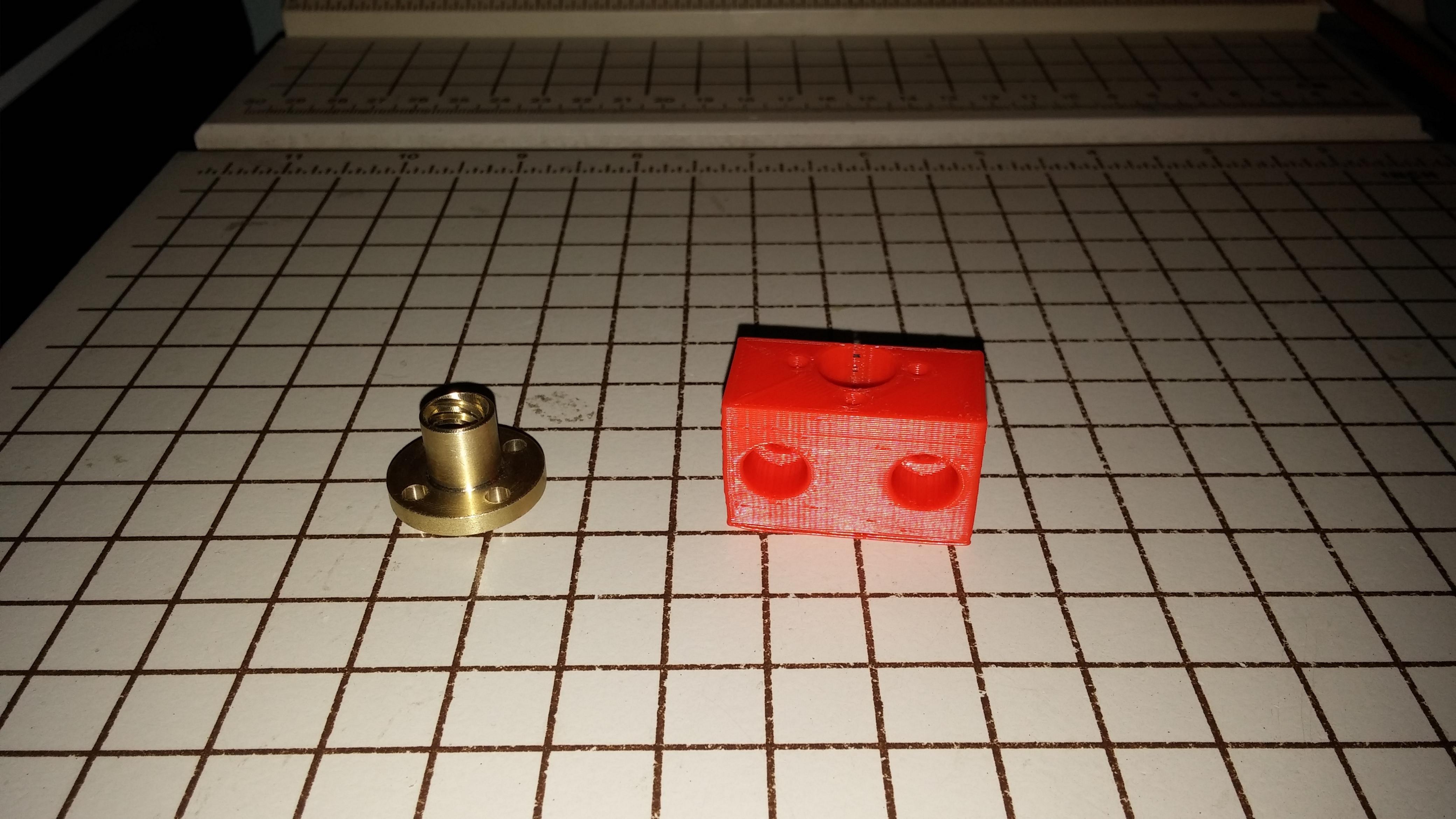 0309151615.jpg Download free STL file NCS P3-v Steel Brass Lead screw mount • 3D print object, trentjw