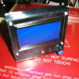 P1010024__3_.JPG Download free STL file NCS P3-v Steel 12864 LCD housing with Mount • 3D printing design, trentjw