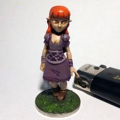 Descargar modelos 3D gratis [LIBRE] Chica Maga, warpentak