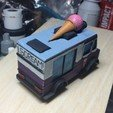 0C01B527-8BDC-4324-AB8A-32C361A6BF27.jpeg Download free STL file ICE CREAM TRUCK/VAN • 3D printing model, Wrecker