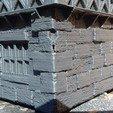 Télécharger fichier STL gratuit Manoir de style Tudor • Objet imprimable en 3D, Wrecker