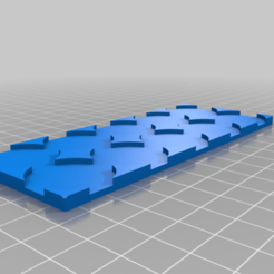 oathmark_10_trayv3.png Download free STL file Wargaming Movement Trays • 3D printable model, Wrecker