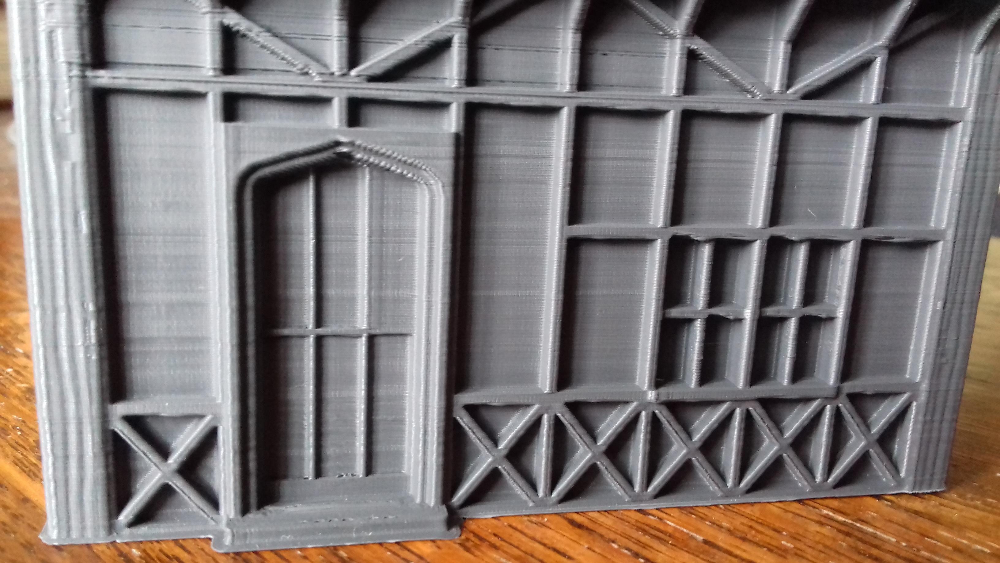 20180818_120906.jpg Télécharger fichier STL gratuit Maison de Wargaming à deux étages, style Tudor • Modèle pour imprimante 3D, Wrecker
