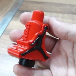20200804_182620.jpg Download STL file Jordan Nozzle • 3D print model, Arturo01