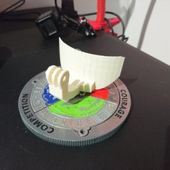 Descargar archivos 3D Soporte Gopro HJC RPHA11, MaximoPino