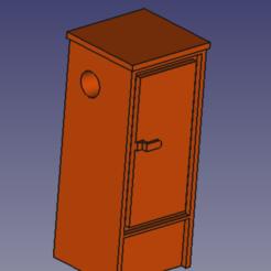 Gros batis PN SNCB Ho.PNG Download STL file Big Buildings for PN SNCB HO • 3D printable template, beersaertsherve4189