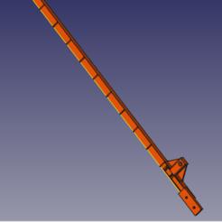 bar PN SNCB HO.PNG Download STL file Barrier for PN SNCB HO • Design to 3D print, beersaertsherve4189