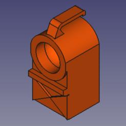 magelan HO.PNG Download STL file Magelant SNCB Magelant fine convoy lamp • 3D printer design, beersaertsherve4189