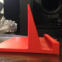 Descargar modelo 3D gratis soporte para celular, fernandarodriguez1982