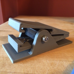 Download free STL file Big Clip with Mount • 3D printing object, RJ11