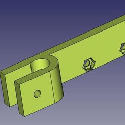 Download free STL file end stop holder • 3D printing design, RJ11