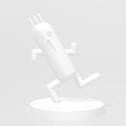 Download free 3D printing models Cactar Final Fantasy, Exubias