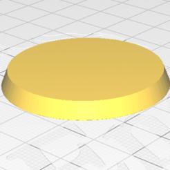 Imprimir en 3D gratis Base de 40mm, wirpy