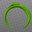 Download free STL file Lily Bracelet  • 3D printer object, o4saken