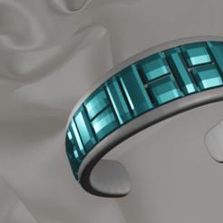 Télécharger fichier 3D gratuit Collection de bijoux en pierres précieuses, o4saken