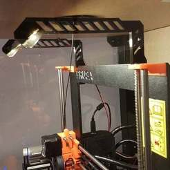 Download free 3D print files Prusa LED Holder, Hobb3s