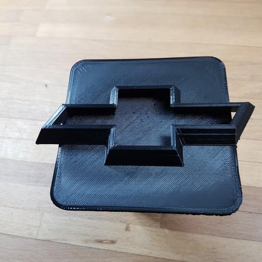 Télécharger fichier STL gratuit Couverture du Chevy Hitch • Objet pour impression 3D, Hobb3s