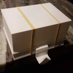 20200104_210354.jpg Télécharger fichier STL gratuit Couverture de la Maison des horreurs du bonhomme de neige • Design imprimable en 3D, Hobb3s