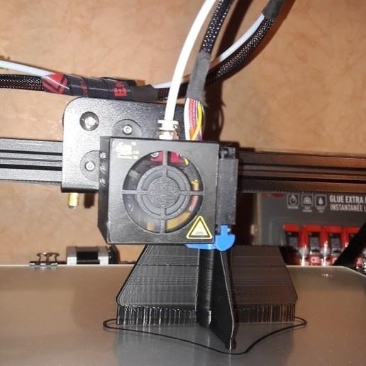 during_print.jpg Télécharger fichier STL gratuit Jouet Mirage 2000 • Objet imprimable en 3D, jp_math