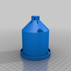 Download free 3D print files Customized Self-Watering Planter (a.k.a. Petit Planteur), jp_math