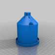 Télécharger plan imprimante 3D gatuit Jardinière à arrosage automatique personnalisée (alias Petit Planteur), jp_math