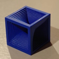 CC_003_cubeincube_2-2.jpg Download free STL file (Cube in a cube)**10 • 3D printable design, jp_math