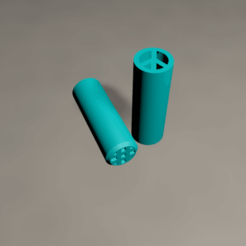 Untitled.png Download STL file Filter tip - Peace • 3D printer design, meliks