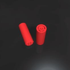Télécharger fichier imprimante 3D POINTE DE FILTRE DE SMOKING - CRÂNE, meliks