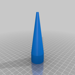 Small_Flashlight_Cone.png Download free STL file Small Flashlight Cone • 3D printable design, ckruse