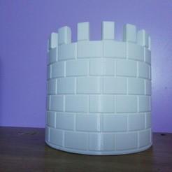 Descargar archivos 3D gratis Bricolaje en la oficina - Portabolígrafos Tower, 3dsketcha