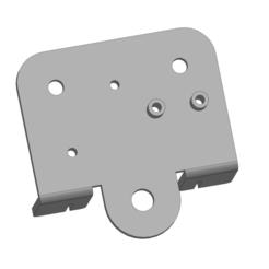 Descargar modelo 3D gratis CR-10 OEM - Placa de carro X, 3dsketcha