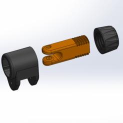 Impresiones 3D gratis Tensor del eje Y de Anet E10 / E12 Mod., 3dsketcha