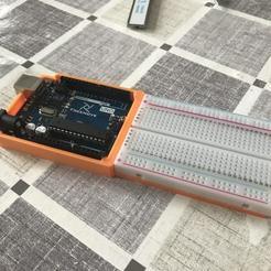 Impresiones 3D gratis Automatización - Arduino / Soporte para panales, 3dsketcha