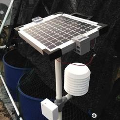 Descargar archivo 3D gratis Estación meteorológica de IoT, AppliedTechnologyLab