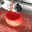 Download free OBJ file Sculptris Daruma • 3D printable model, AppliedTechnologyLab