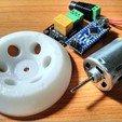 Download free 3D printer model DIYbio Centrifuge V 2.0, AppliedTechnologyLab