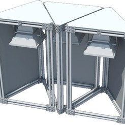Download free 3D printing designs Modular Indoor Gardening System, AppliedTechnologyLab