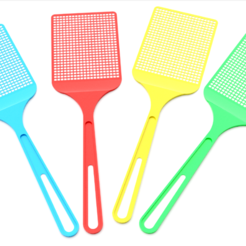 Download free 3D printing designs Fly Swatter, AppliedTechnologyLab