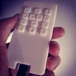 Télécharger fichier impression 3D gratuit HID personnalisé : mini-clavier d'édition, AppliedTechnologyLab