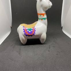 Télécharger fichier STL Planteur de lamas • Modèle imprimable en 3D, alejandropeliculas