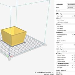 succulentPlanter_expanding3.jpg Download free STL file succulent planter &flower pot • 3D printable design, ogutverici