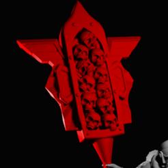 flag.png Télécharger fichier STL gratuit Mme Flag • Plan pour imprimante 3D, dorkfactory