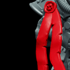 pious.png Download free STL file Mrs Lady • 3D printing template, dorkfactory