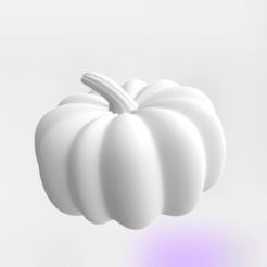 Schermata 2020-10-25 alle 10.46.33.png Télécharger fichier STL Trois citrouilles décoratives • Modèle pour impression 3D, botanicshapes