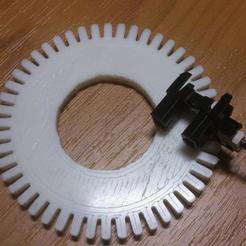 20131229DSC_0103.jpg Download free STL file Rpm Wheel • 3D printer object, Natsukawa