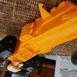 Télécharger fichier STL gratuit Wolven Space Ship Transport, remix • Plan pour imprimante 3D, ratman99uk