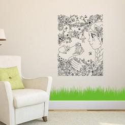 1.jpg Download STL file Wall Decor • 3D print design, muhammedalicaf
